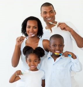 Your dentist in Accra provides fluoride treatments for children and adults.